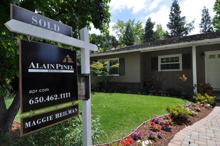 Is Menlo real estate picking up?