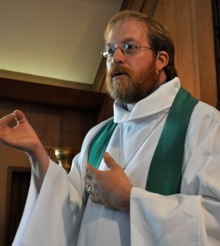 Rev. Matthew Dutton-Gillett - Holy Trinity Episcopal Church - Menlo Park