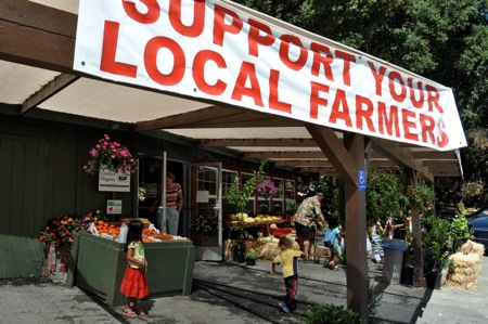 Featuring farm fresh produce for almost 50 years