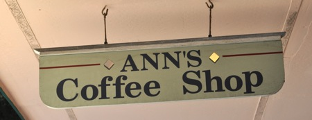 Menlo mainstay: Ann's Coffee Shop