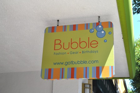 A Bubble of a Children's Store - Menlo Park - InMenlo
