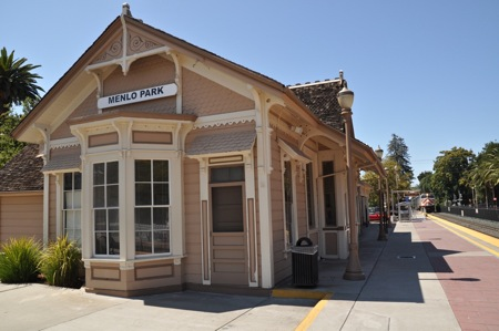 Post image for Menlo Park's train station is oldest in state of California
