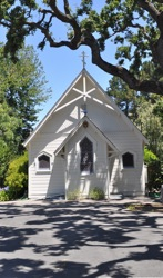 Nativity of the Holy Virgin Church - Russian Orthodox Church - Menlo Park
