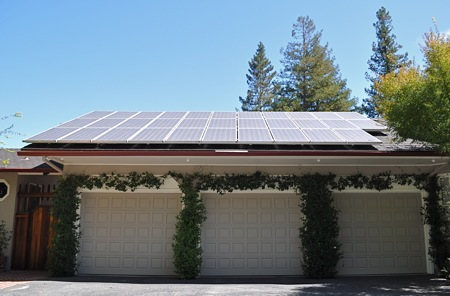 Post image for Solar Power on Display in Menlo Park