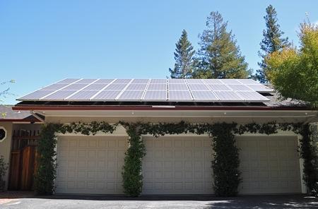 Solar Power on Display in Menlo Park