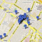 InMenlo.com - Map of Menlo Park