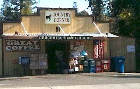 Country Corner in Menlo Park is burglarized overnight