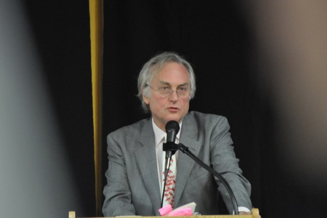 Post image for Spotted: Author Richard Dawkins at Kepler's