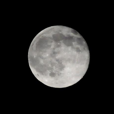 Full Moon over Menlo