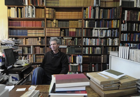 Feldman's Books specializes in used, rare and out-of-print books - Menlo Park
