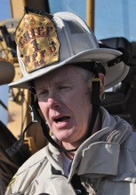 Post image for Fire chief Harold Schapelhouman offers winter safety tips to avoid house fires