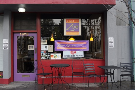 Post image for Menlo Park City Council member Ray Mueller hosts office hours Sunday at Cafe Zoë