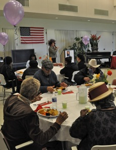 Menlo seniors cook up tribute to Dr. King