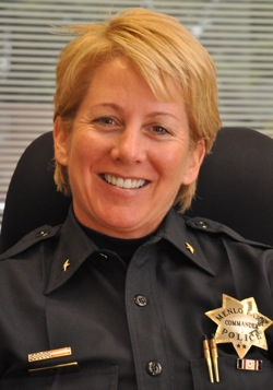 Commander Lacey Burt - Menlo Park Police Department