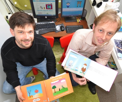 StoryJumper: Making writing children's books fun and easy