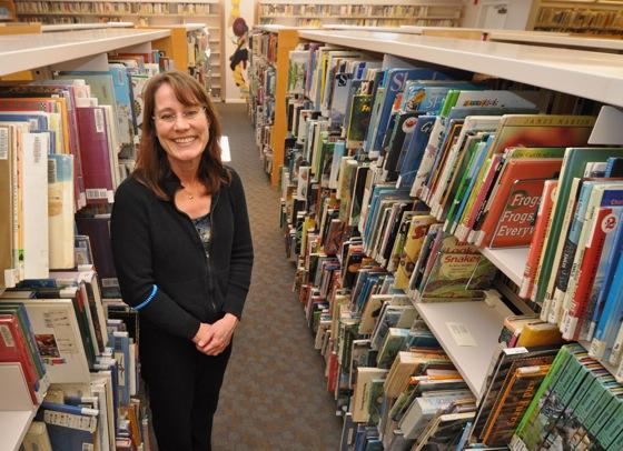 Michelle Barrese - Menlo Park Library