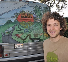 M-A grad travels the state to share a Common Vision