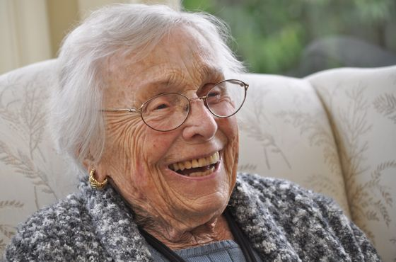 Post image for Florence Detlor, resident of Menlo Park for 62 years, passes away at age 105