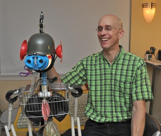 Scrappy introduces human anatomy to preschoolers