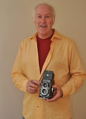 Photographer Marc Silber