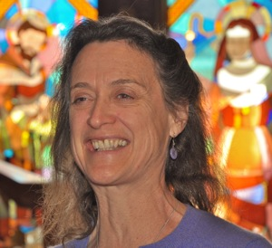 Jane McDougle, St. Bede's Music Director and associate priest