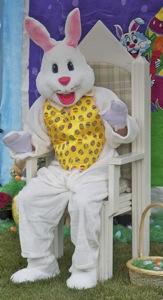 Egg hunt & Easter Bunny delight Menlo kids