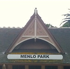 Mystery of Menlo: Sign showing miles to New Orleans
