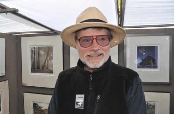 Artist Terry Steinke