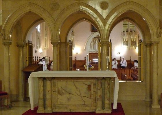 Sister Marie Christine shares life at Corpus Christi Monastery