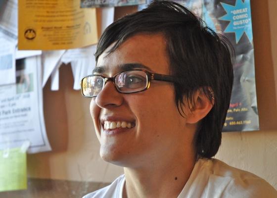 Beth Longwell, singer/songwriter