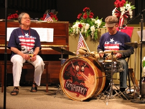Make it an old-fashioned 4th with a ragtime band