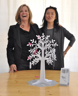 Anne Schultz and Jina Choi of Hello Hanna