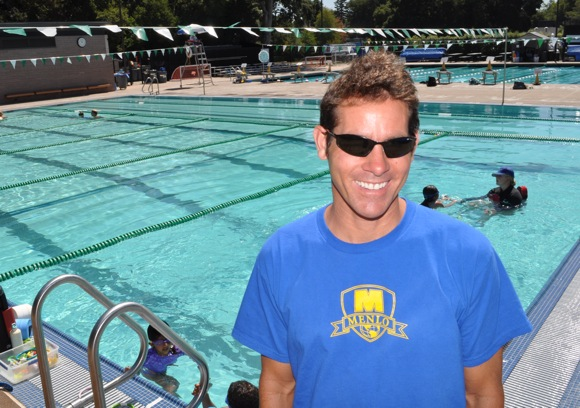 Tim Sheeper of Menlo Swim and Sport