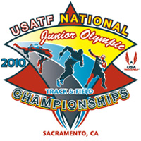 USATF Nationals logo