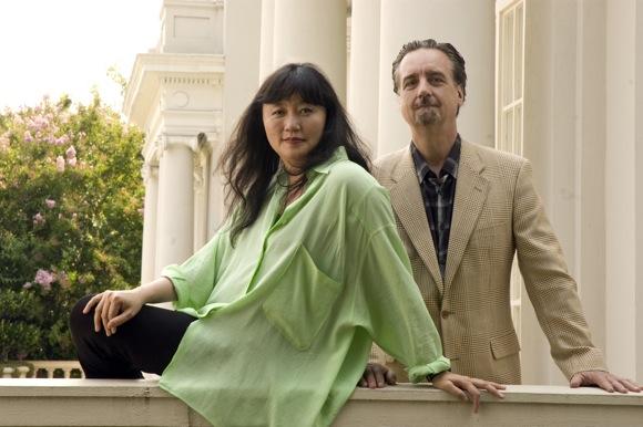 Wu Han and David Finckel, Artisitic Directors of Music@Menlo