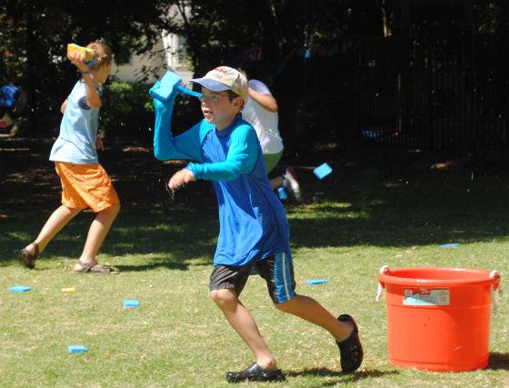 Menlo Park Library's Teen Splash Bash caps off successful summer reading program