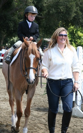 Final day of the 40th Menlo Charity Horse Show