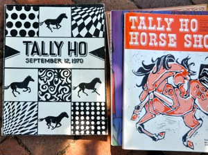 60 years of Tally Ho, benefiting the Lucille Packard Children's Hospital at Stanford