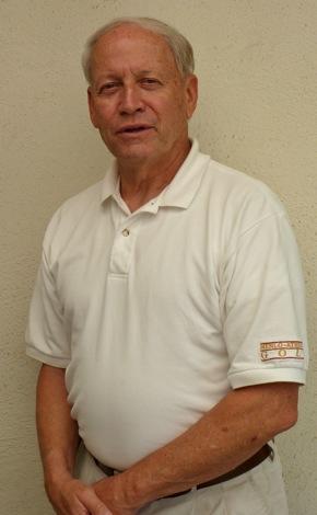 Bob Beckstrom of Menlo Park, CA