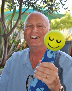 David Bell: Inventing a smiley face prop that may save kids lives