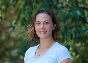 Menlo Atherton High School teacher Rachel Andres