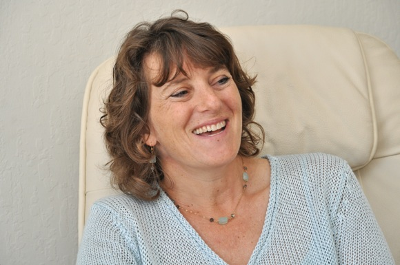 Dr. Amy Saltzman of Menlo Park, CA