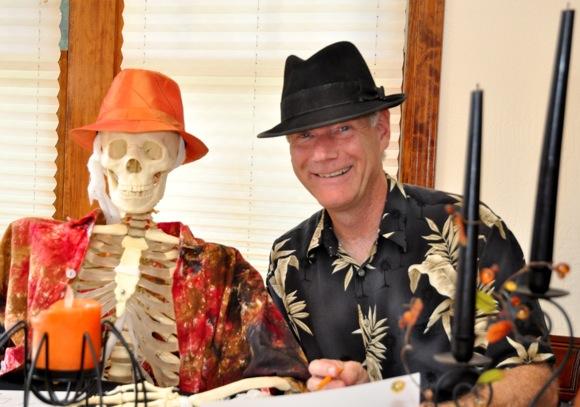 Al Stahler: Menlo Park's king of Halloween