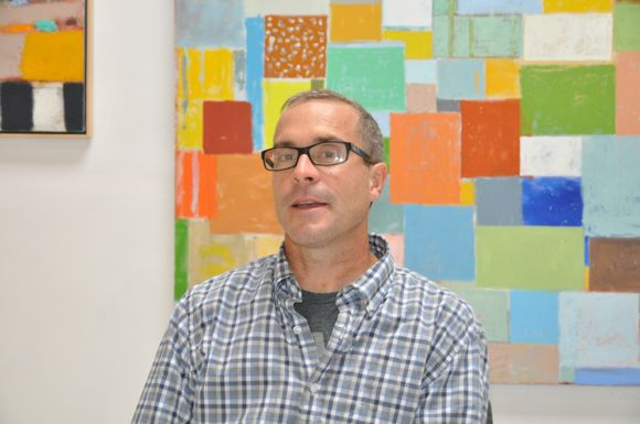 Artist Mitchell Johnson gives lecture, signs books on May 1