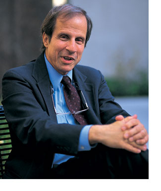 author and San Francisco State professor Michael Krasny