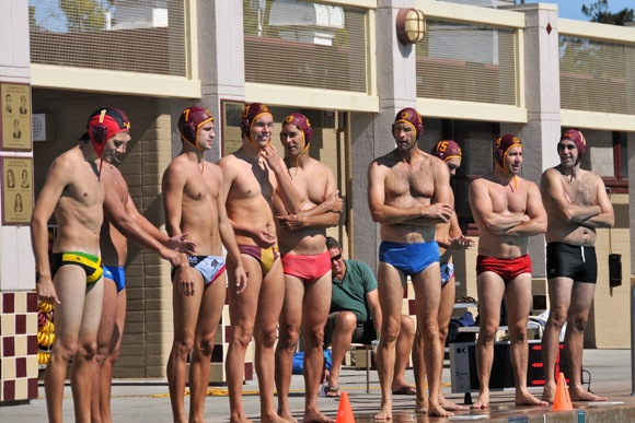 Menlo Atherton High School water polo team alumni