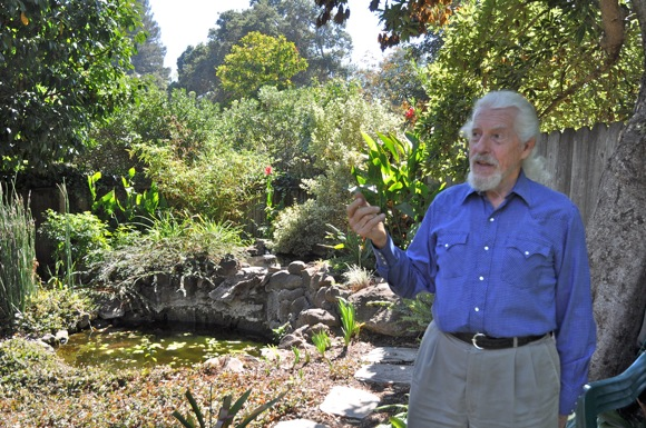 Post image for Ernst Meissner: Patron saint of downtown Menlo Park beautification passes away