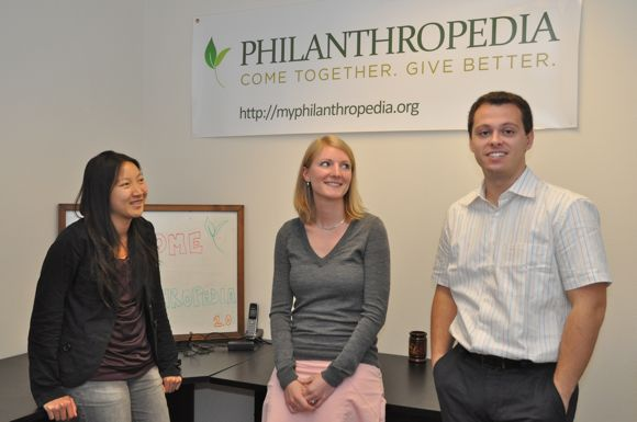 Philanthropedia management team