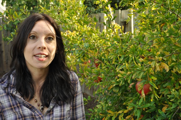 Amy Ball, blogger at WholeFoodVegan