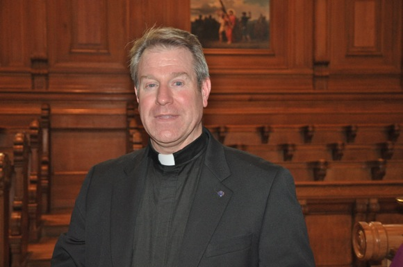 Fr. James McKearney, S.S.: Following God's musical muse